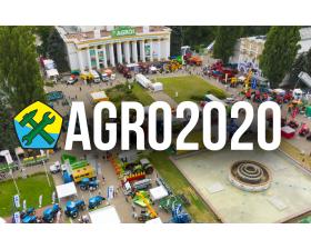 Ерідон Тех на 32-й міжнародній агропромисловій виставці AGRO2020
